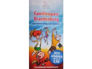 Familienpass Brandenburg 2021/2022