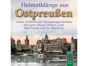 CD Heimatklänge aus Ostpreußen