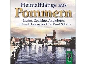 CD Heimatklänge aus Pommern
