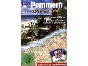 DVD Pommern wie es war...