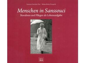 Menschen in Sanssouci