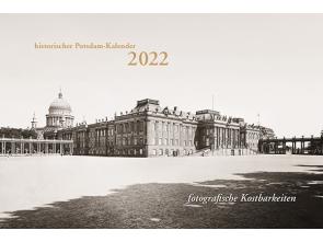 historischer Potsdam-Kalender 2022