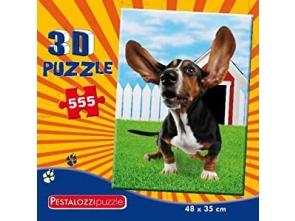3D-Puzzle Hund