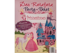 Das Ratzfatz Party-Paket Prinzessinnen