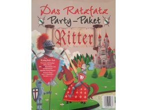 Das Ratzfatz Party-Paket Ritter