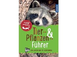 Tier- und Pflanzenführer – Kindernaturführer